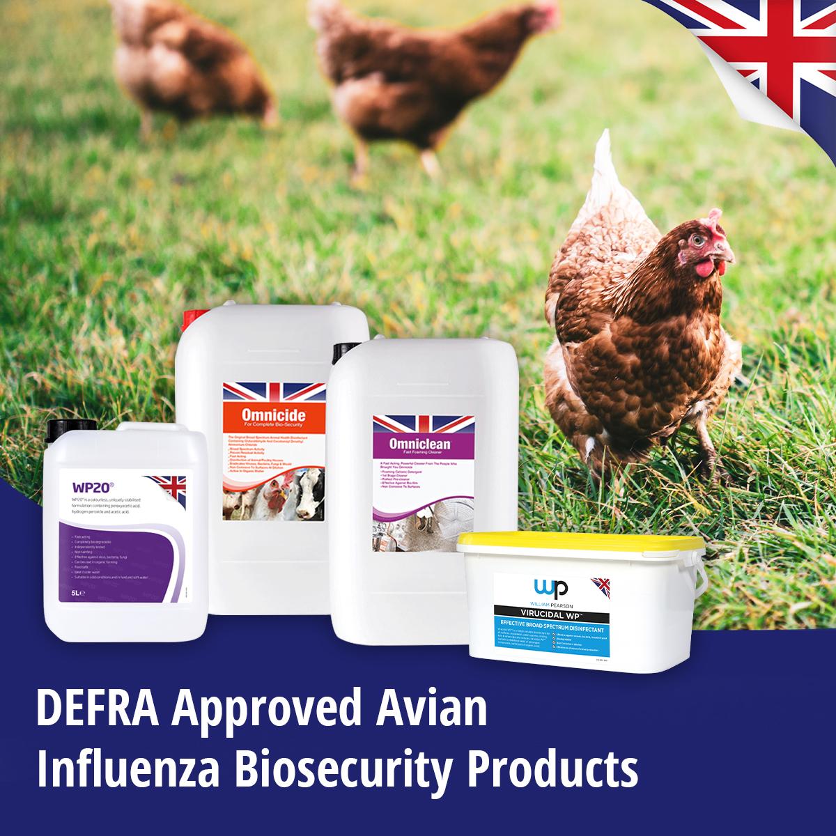 Avian Influenza (Bird Flu) Outbreak Prompts Tougher Restrictions